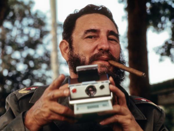 Castro great portrait